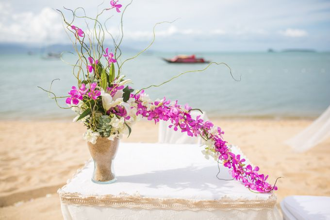 Elopement wedding arranged in under 48 hours by Dream Asia Weddings - 004