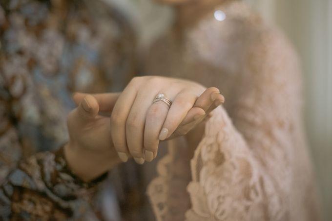 Cindya & Keisar Engagement by Pennyhairdo - 009