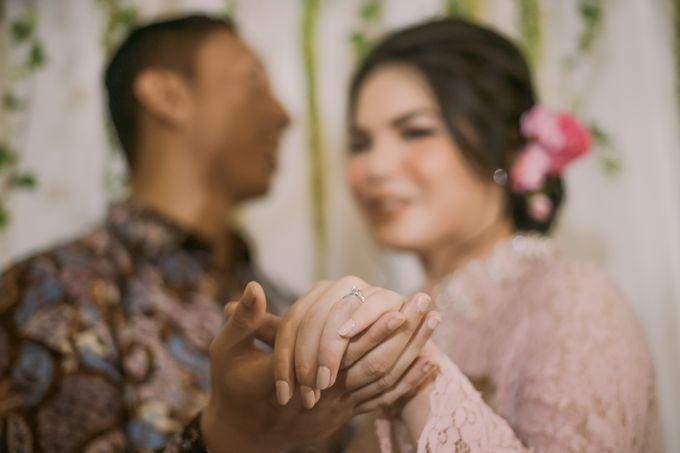 Cindya & Keisar Engagement by Pennyhairdo - 016