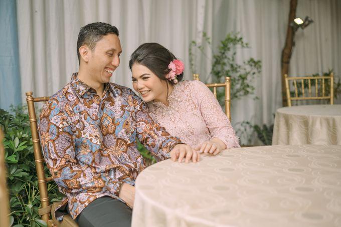 Cindya & Keisar Engagement by Pennyhairdo - 020