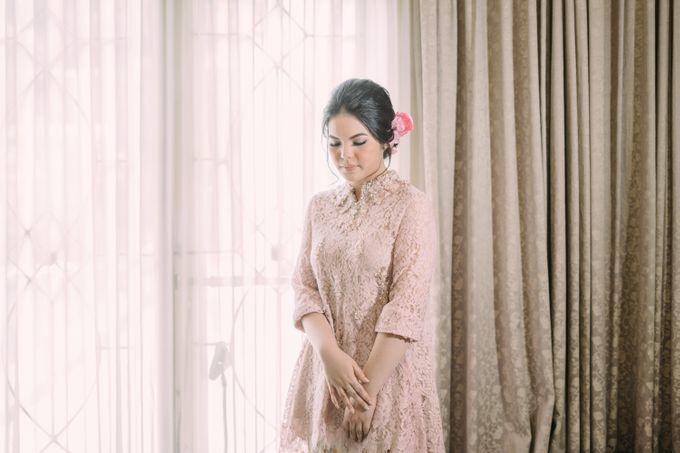 Cindya & Keisar Engagement by Pennyhairdo - 004