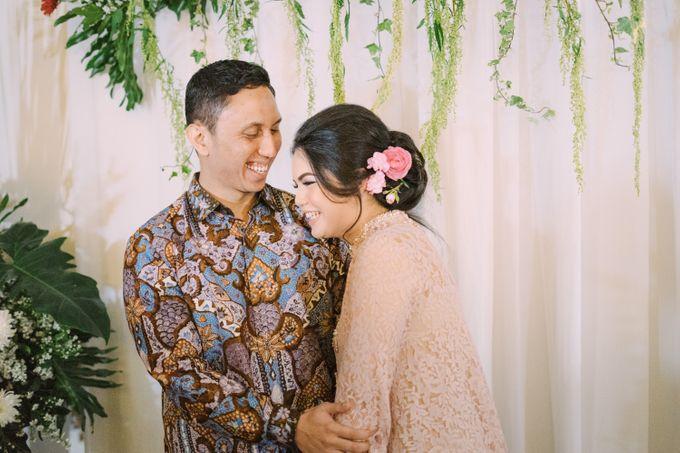 Cindya & Keisar Engagement by Pennyhairdo - 024