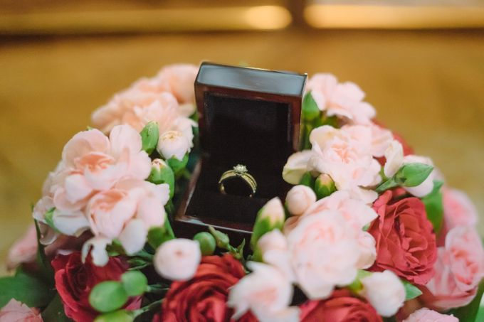 Cindya & Keisar Engagement by Pennyhairdo - 025
