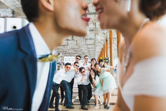 Wedding - Caspar & Jesline by True Love Stories - 001