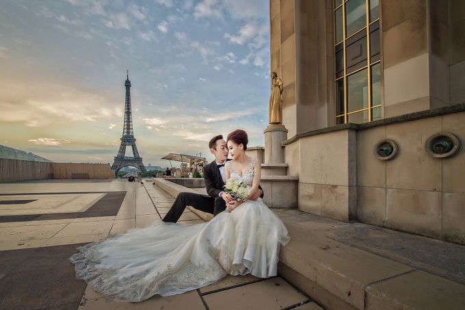 Jenn Fei & Carrie - Our Love Story Begins by Acapella Photography - 001