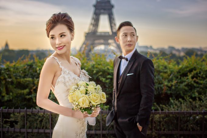 Jenn Fei & Carrie - Our Love Story Begins by Acapella Photography - 003