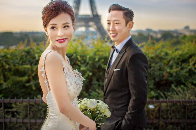 Jenn Fei & Carrie - Our Love Story Begins by Acapella Photography - 004