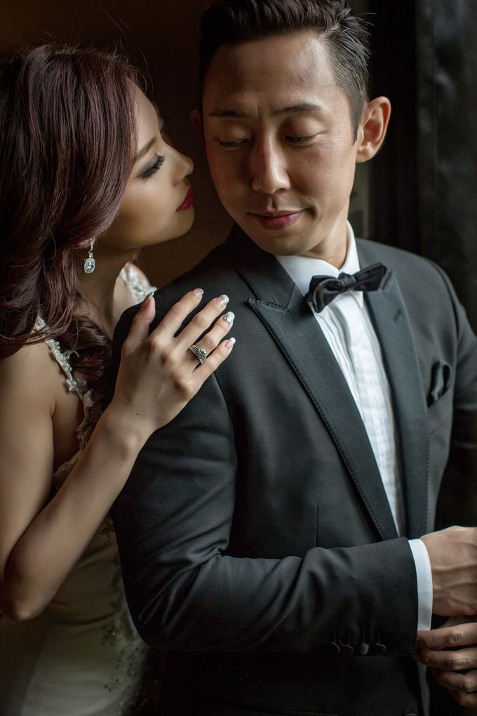 Jenn Fei & Carrie - Our Love Story Begins by Acapella Photography - 029