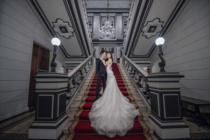 Jenn Fei & Carrie - Our Love Story Begins by Acapella Photography - 047