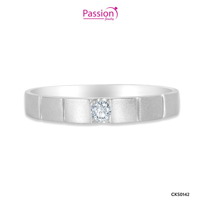 Cincin Kawin by Passion Jewelry - 005