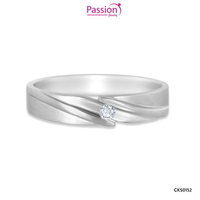 Cincin Kawin by Passion Jewelry - 012