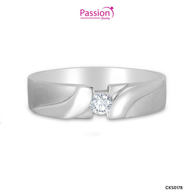 Cincin Kawin by Passion Jewelry - 007
