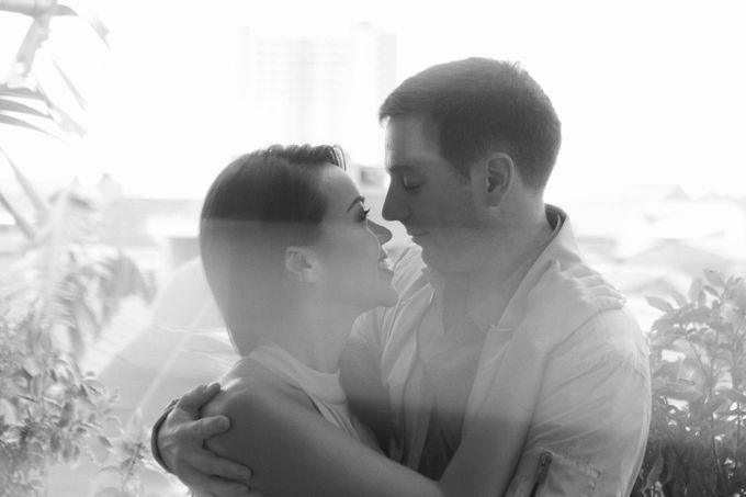 Catherine & Juergen Prewedding Photoshoot by ALDIS SETIADI MAKEUP ARTISTRY - 001