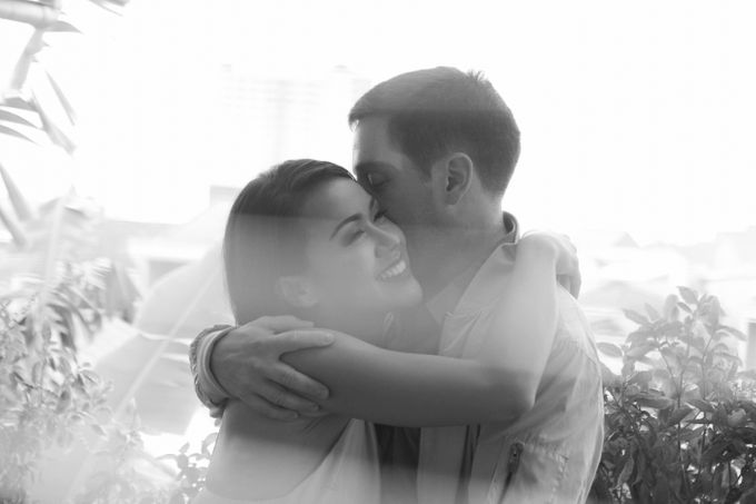 Catherine & Juergen Prewedding Photoshoot by ALDIS SETIADI MAKEUP ARTISTRY - 002