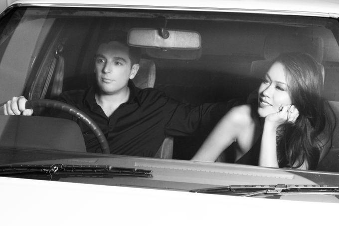 Catherine & Juergen Prewedding Photoshoot by ALDIS SETIADI MAKEUP ARTISTRY - 005