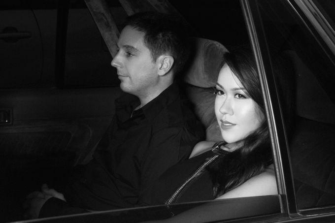 Catherine & Juergen Prewedding Photoshoot by ALDIS SETIADI MAKEUP ARTISTRY - 006