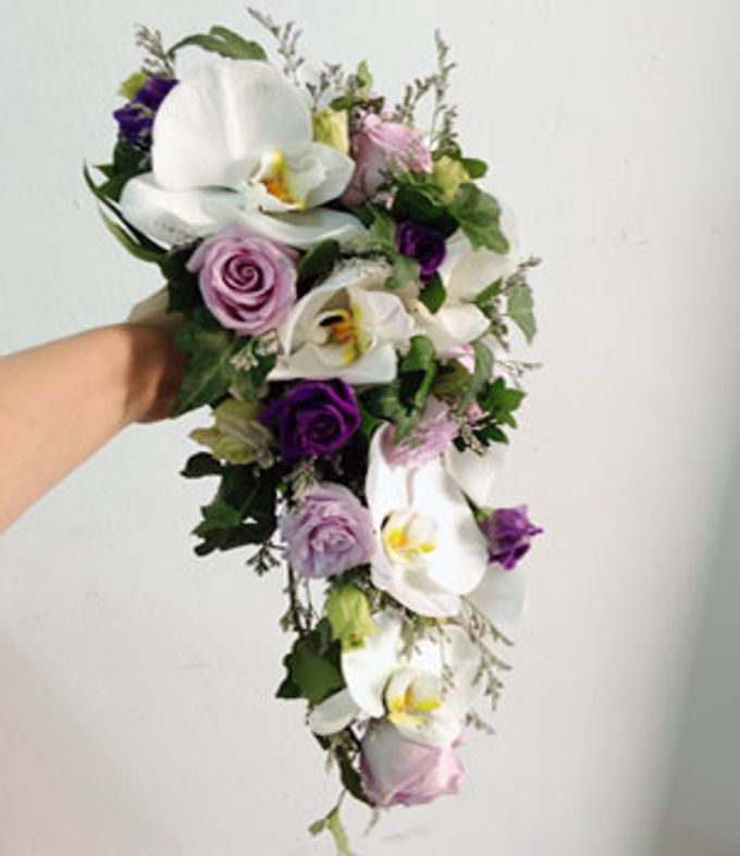 Bridal Bouquets by The Olive 3 (S) Pte Ltd - 005