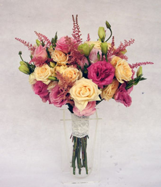 Bridal Bouquets by The Olive 3 (S) Pte Ltd - 004