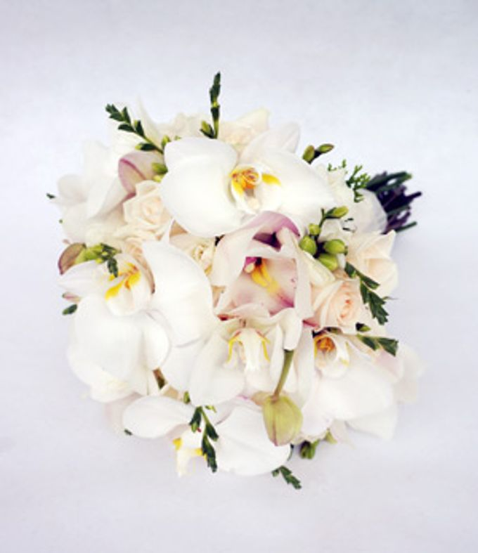 Bridal Bouquets by The Olive 3 (S) Pte Ltd - 009