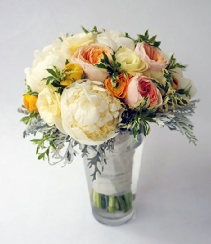 Bridal Bouquets by The Olive 3 (S) Pte Ltd - 003