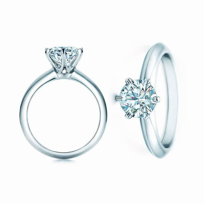 Diamond Engagement Ring by Audrey's Diamonds - 002