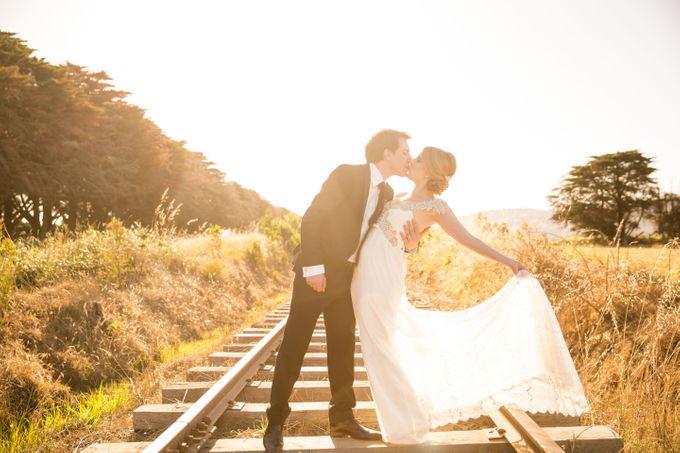 Yarra Valley Weddings by Zonzo Estate - 009