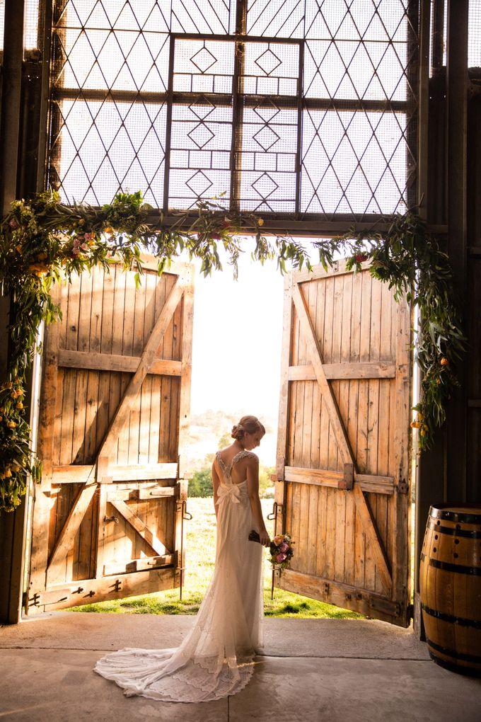 Yarra Valley Weddings by Zonzo Estate - 010
