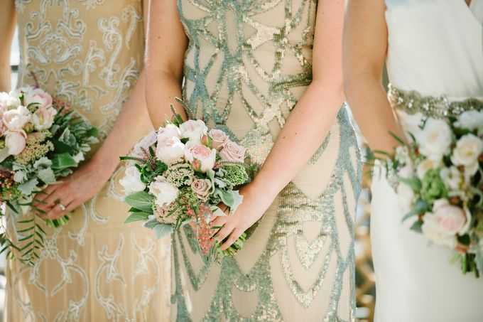 A Vintage Inspired Wedding by En Saison - 002