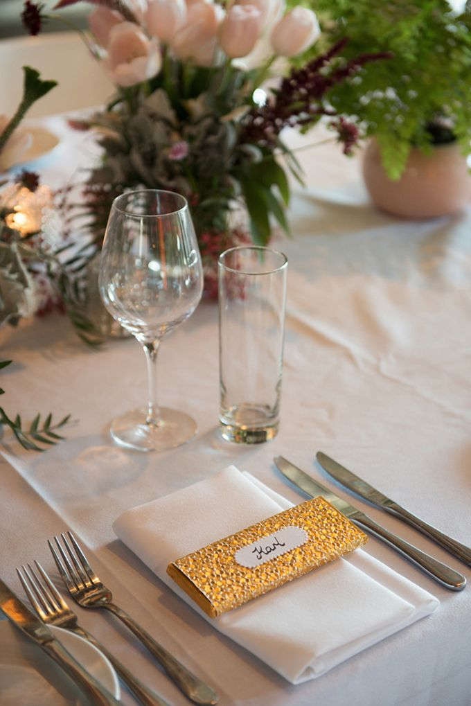 A Vintage Inspired Wedding by En Saison - 013