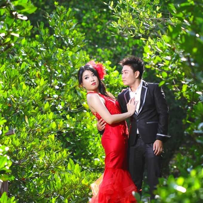 Ronald & Debbie by Royal Photography - 001