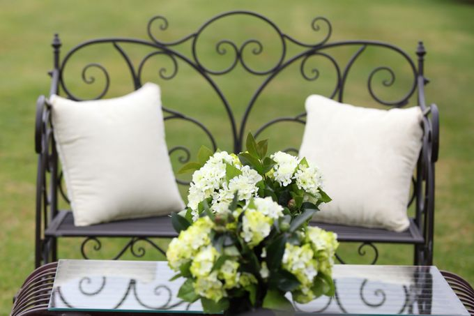 A Selection of Wedding Furniture we have available by Chic Rustique - 011