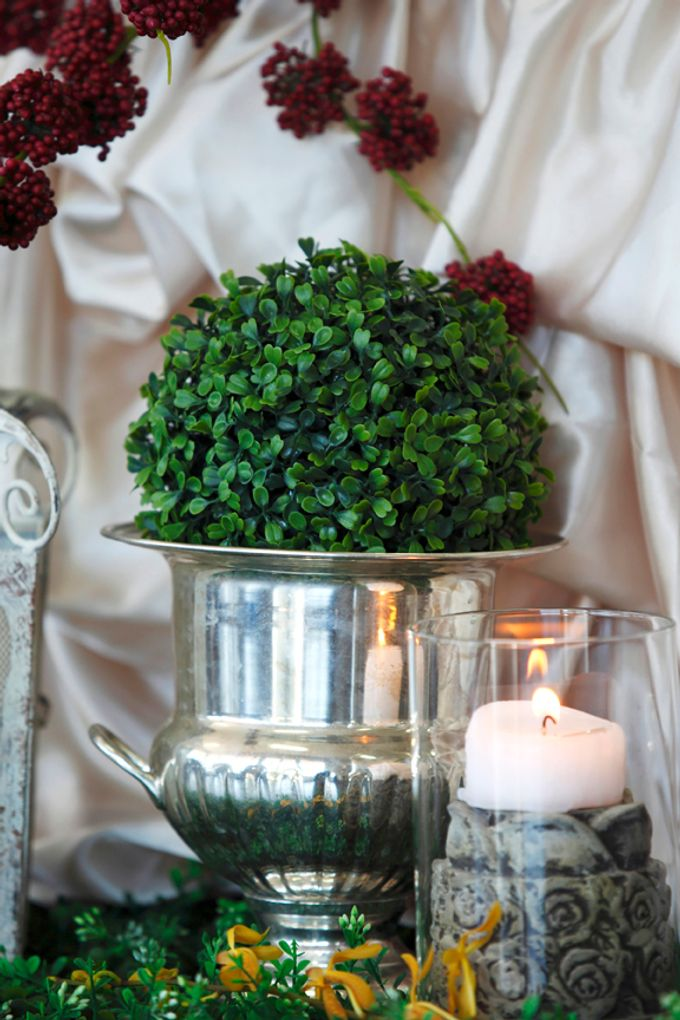 A selection of decorations we have available for hire by Chic Rustique - 036
