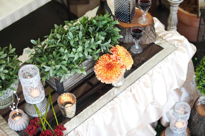 A selection of decorations we have available for hire by Chic Rustique - 011