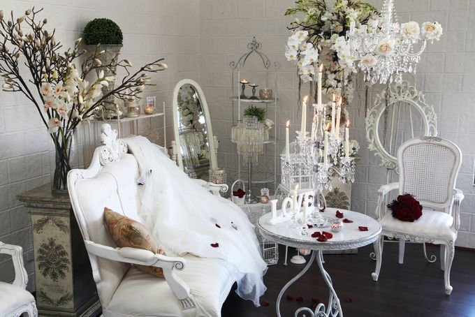 A selection of decorations we have available for hire by Chic Rustique - 029