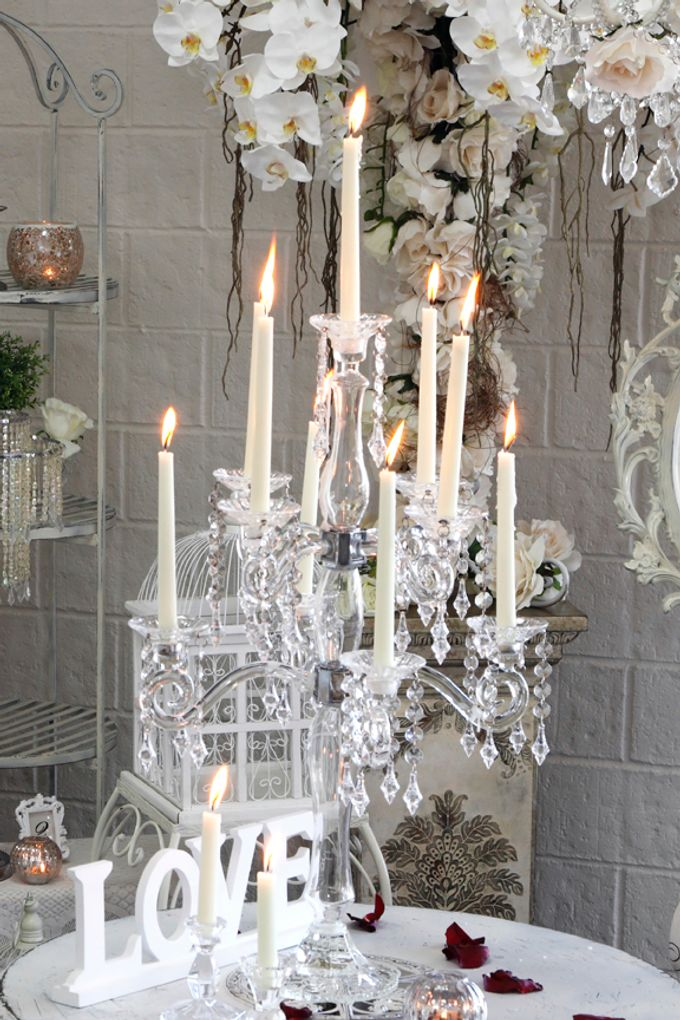 A selection of decorations we have available for hire by Chic Rustique - 031