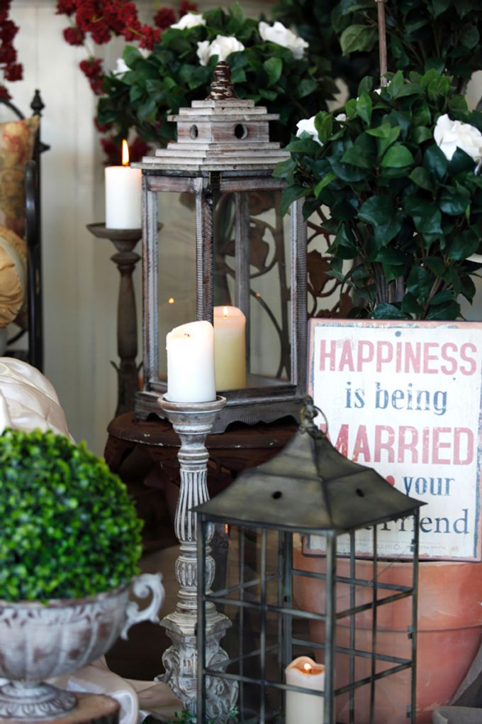 A selection of decorations we have available for hire by Chic Rustique - 035