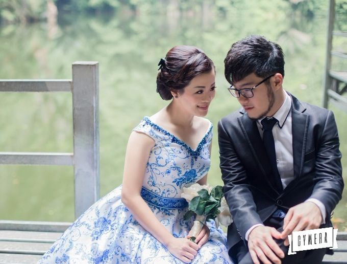 Ms Happy prewedding pictures by YANNA CHEN ATELIER - 005