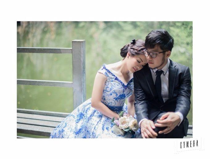 Ms Happy prewedding pictures by YANNA CHEN ATELIER - 004