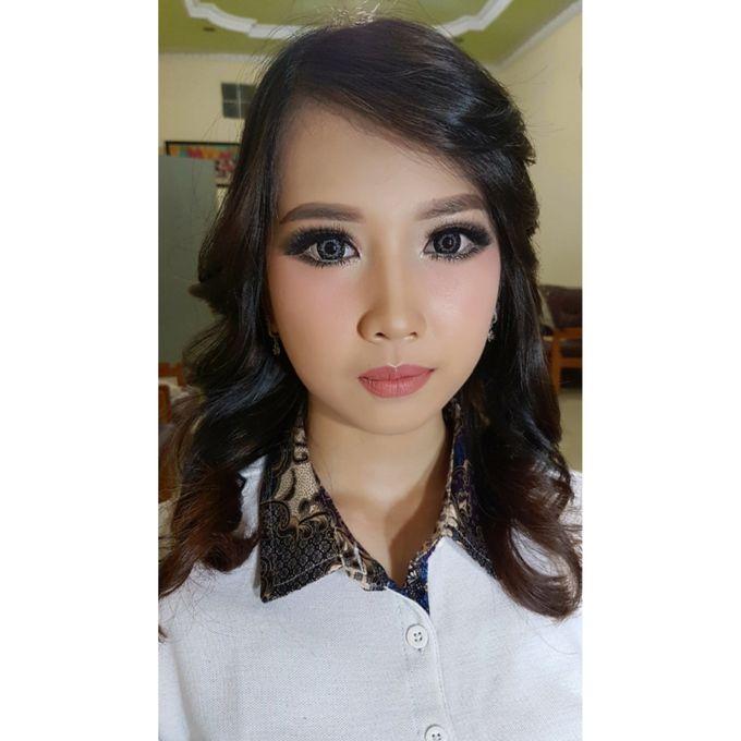 Makeup for Ms. Mega by The Bridea - 001