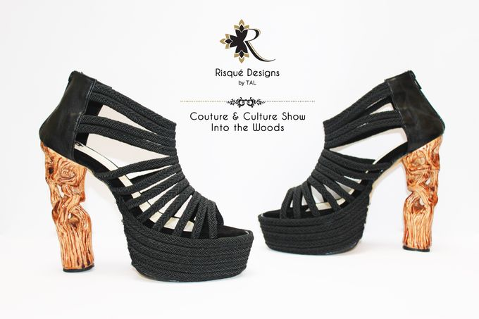 Customized Shoes by Risqué Designs - 012
