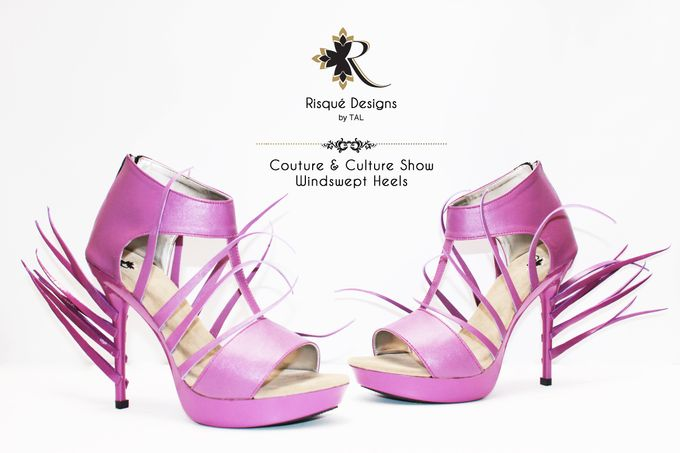 Customized Shoes by Risqué Designs - 002