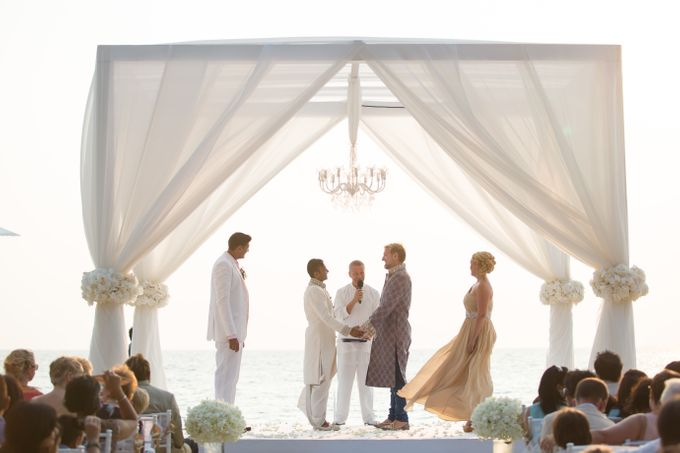 Gorgeous Multicultural Gay Wedding by Luxury Events Phuket - 021