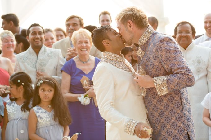 Gorgeous Multicultural Gay Wedding by Luxury Events Phuket - 022
