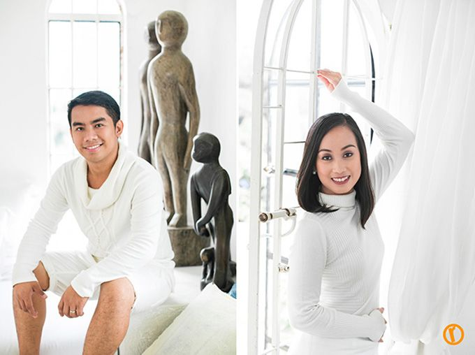 Czar - Kristine Engagement by Victor Reyes Photography - 003