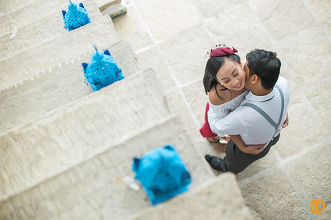 Czar - Kristine Engagement by Victor Reyes Photography - 017