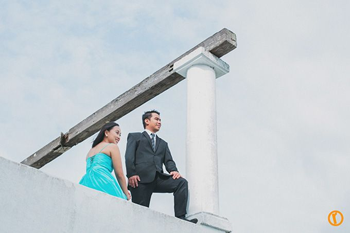 Czar - Kristine Engagement by Victor Reyes Photography - 024
