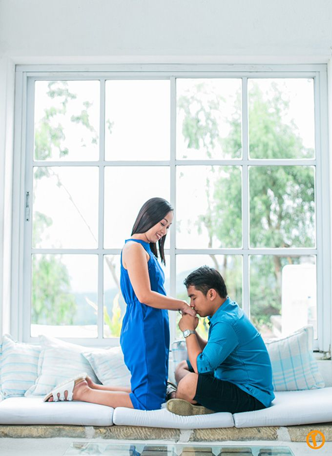 Czar - Kristine Engagement by Victor Reyes Photography - 028