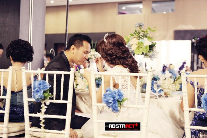 Wedding event of Reynold & Claudy by Holiday Inn Bandung Pasteur - 003