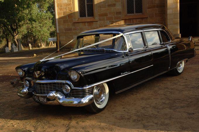 Cadillac Fleetwood 1954 Limousine by Tic Tac Tours & Premier Limousines - 009