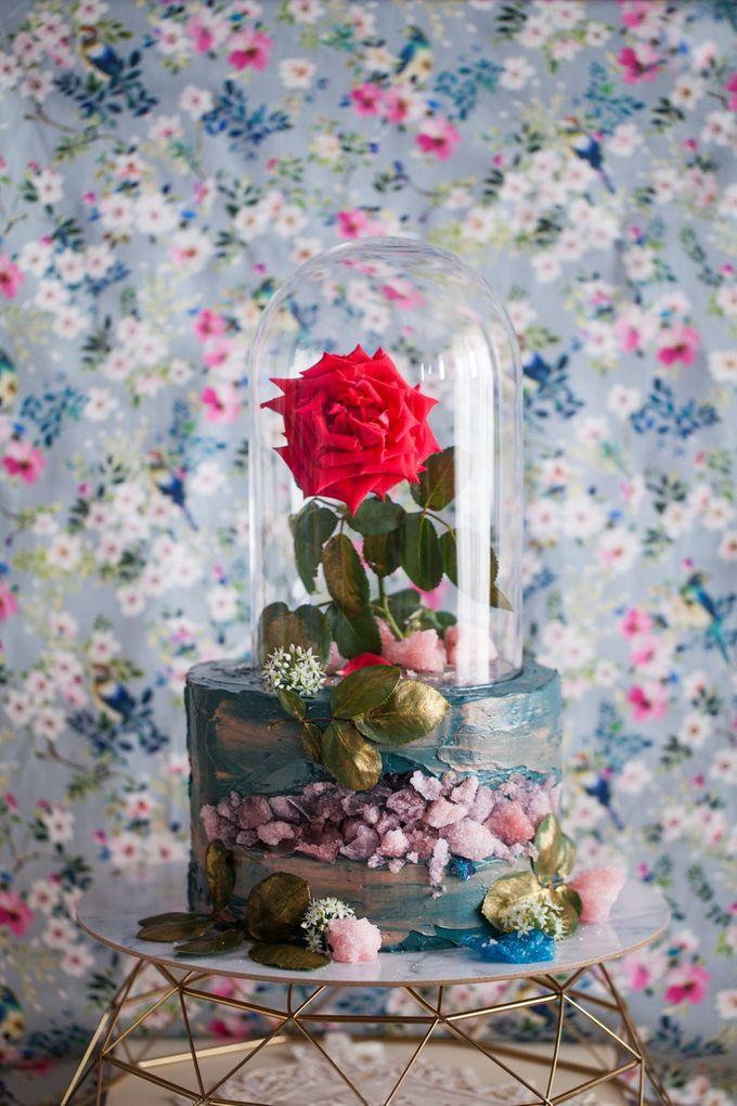 Luscious Blooms by Cake & Wildflour - 001
